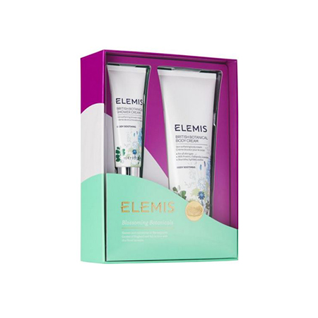Elemis Christmas 2015 - Blossoming Botanicals Collection Box
