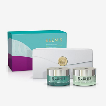 Elemis Christmas 2015 - Enriching Future Collection Box