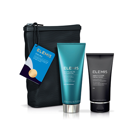 Elemis Christmas 2015 - Clean Man Collection